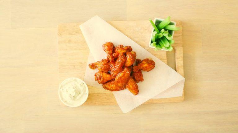 Resepi masak Spicy Chicken Wings versi Thai yang meletop
