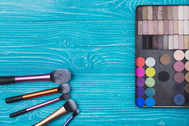 makeup set, solekan