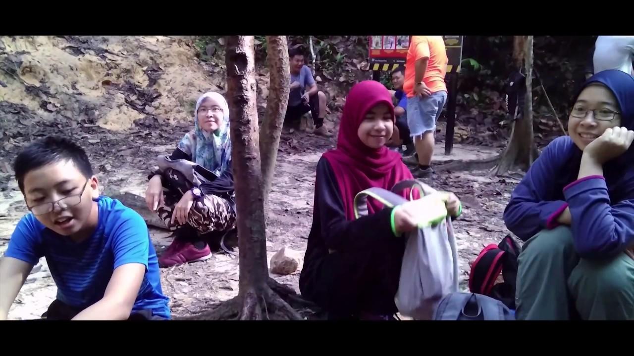 Jom hiking! Siapa sangka Bukit Wawasan Puchong ada air terjun