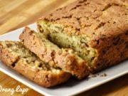 Resepi Kek Pisang Gebu bersama Coklat Rice Mengguna Blender | Banana Cake with Chocolate Rice Recipe