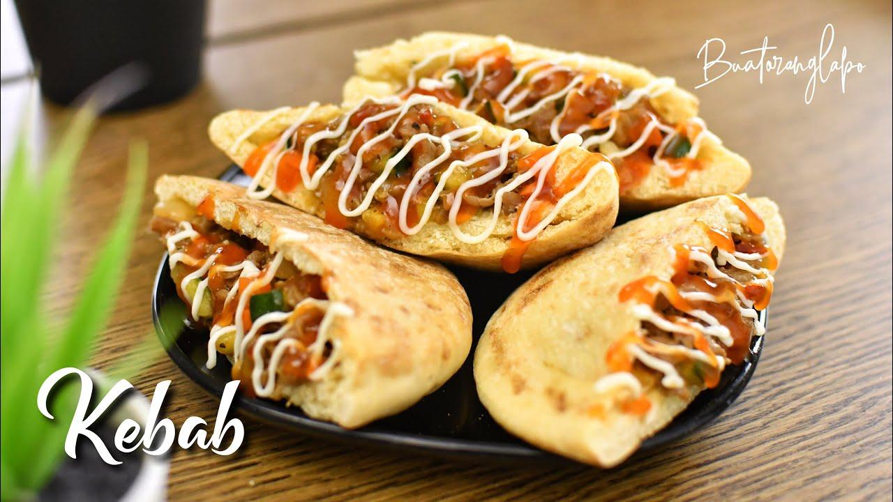 Resepi Kebab Yang Memang Sedap. Bolehlah Bisnes Kebab.