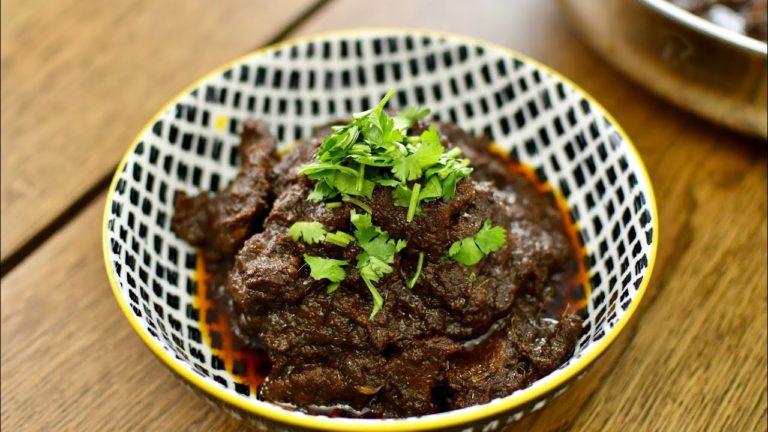 Resepi Daging Masak Hitam yang sangat sedap, memang rugi jika tidak mencubanya