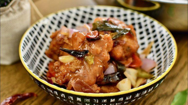 Resepi Ayam Masak Cili Kering Yang Sangat Sedap