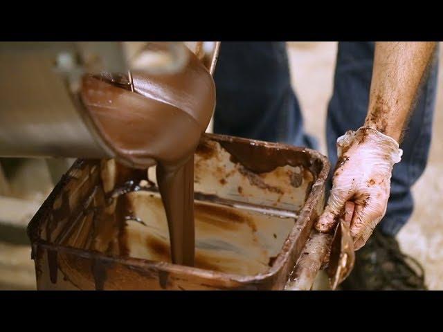Cara-cara membuat coklat yang sedap dan berkualiti oleh kilang coklat